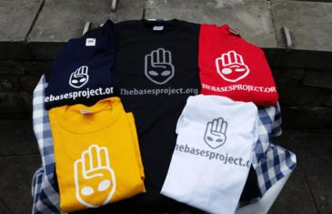 bases t-shirts