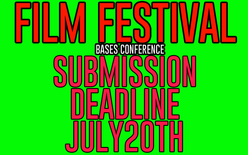 FILM SUBMISSIONS END JULY 20TH