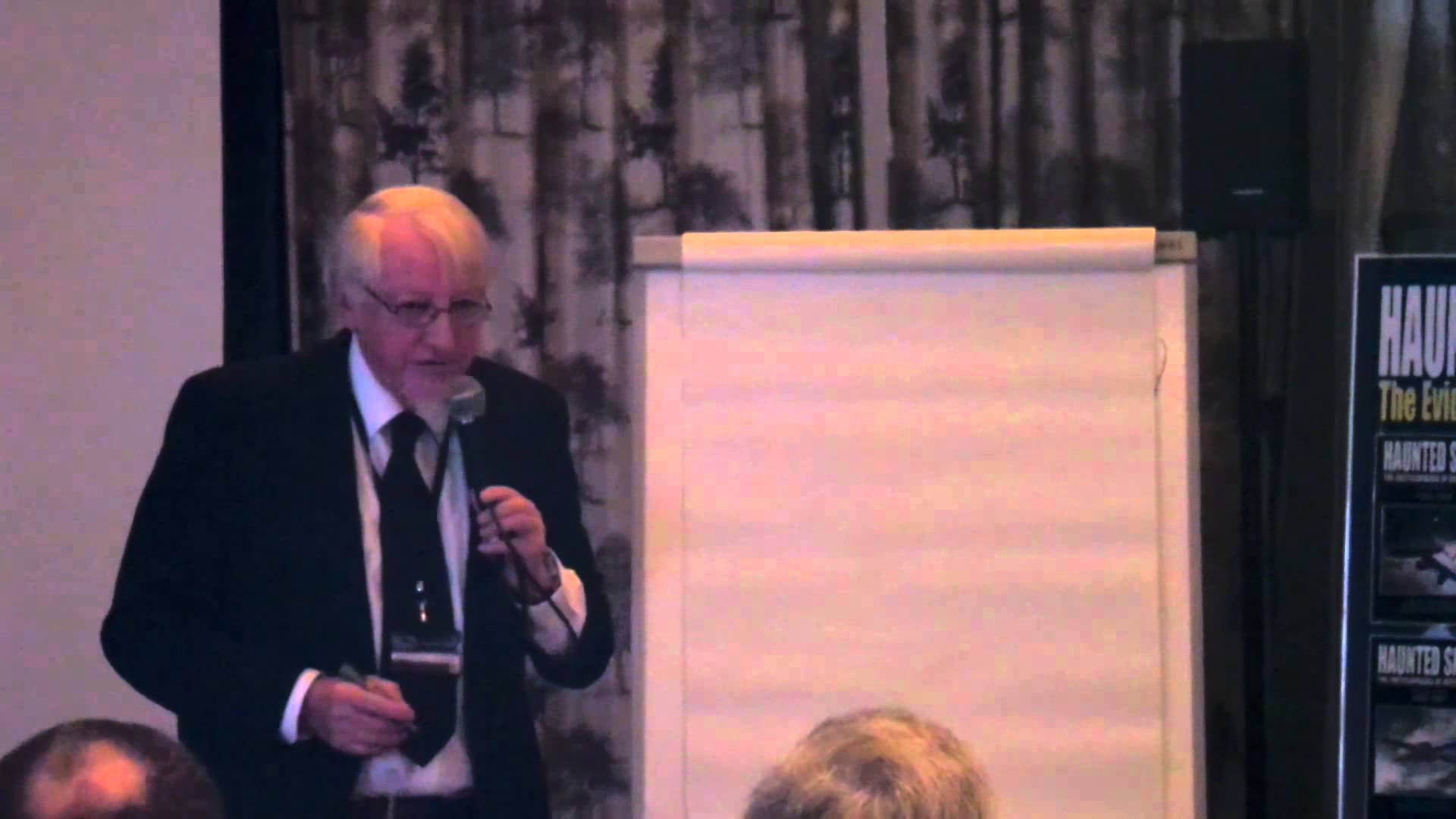 Bases 48 – 1 Peter Paget Disclosure Lecture Warminster Thing 50th