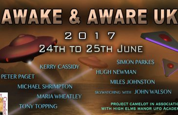 Base Speaks at Awake & Aware at High Elms: June 24th - 25th