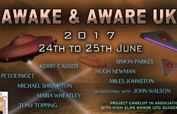 Base Speaks at Awake & Aware at High Elms: June 24th - 25th