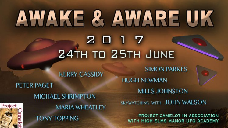 Base Speaks at Awake & Aware at High Elms: June 24th – 25th