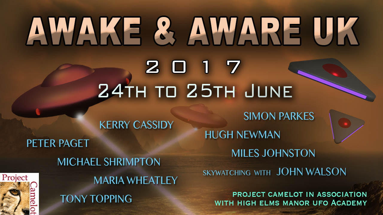 Bases Speaks at Awake & Aware at High Elms: June 24th – 25th