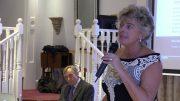 Caroline Stephens at UK Column Event