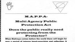 James Casbolt MAPPA Document FAST BLAST