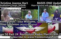Bases 50 Part 26 Chris & John Urwin with Miles Johnston