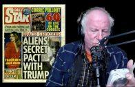 Bases News Trump on Aliens War report