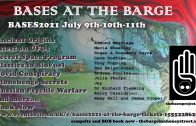 Bases At The Barge | July 9th-10th-11th | 2021